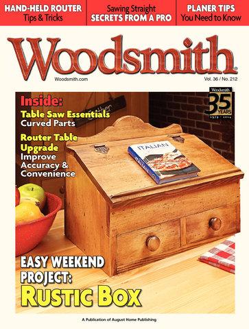 Woodsmith #212