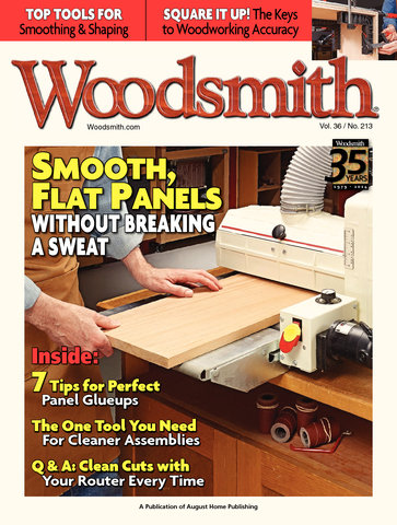 Woodsmith #213