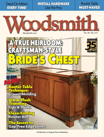 Woodsmith #214