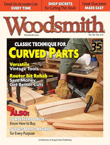 Woodsmith #216