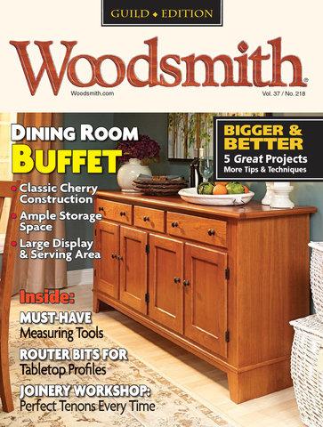 Woodsmith #218