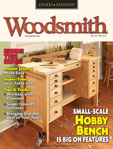 Woodsmith #219