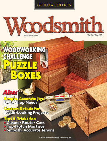 Woodsmith #226