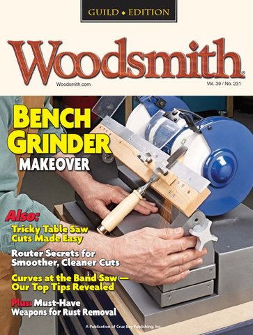 Woodsmith #231