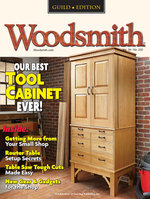 Woodsmith last issue