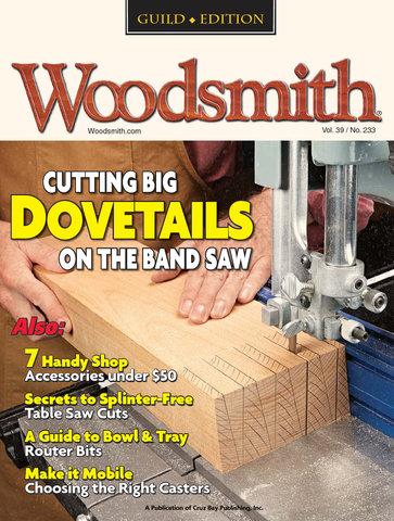 Woodsmith #233