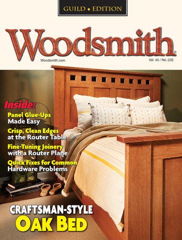 Woodsmith #235