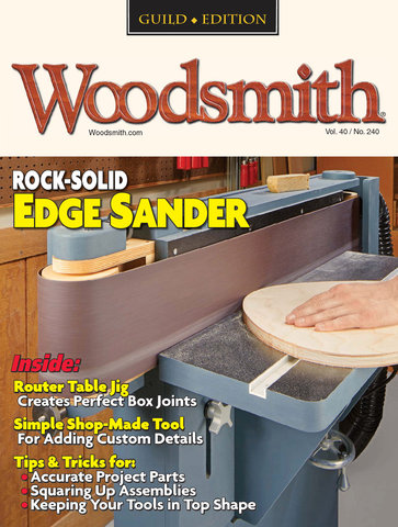 Woodsmith #240