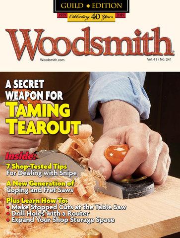 Woodsmith #241