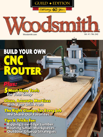 Woodsmith #242
