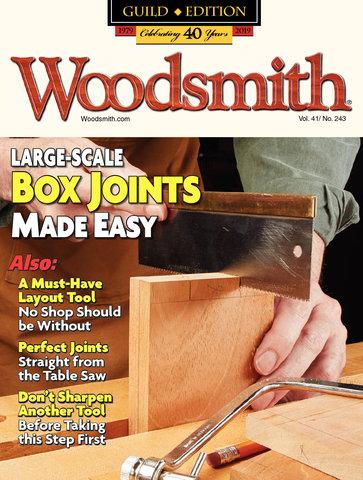 Woodsmith #243