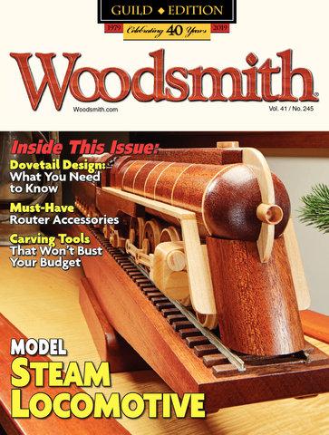 Woodsmith #245