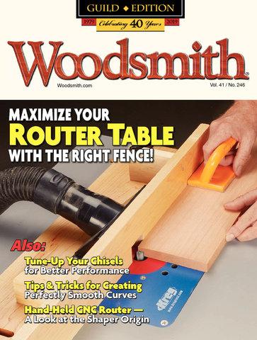 Woodsmith #246