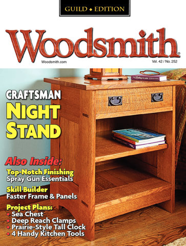 Woodsmith #252