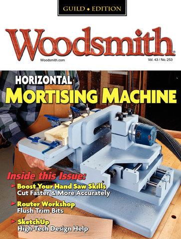 Woodsmith #253