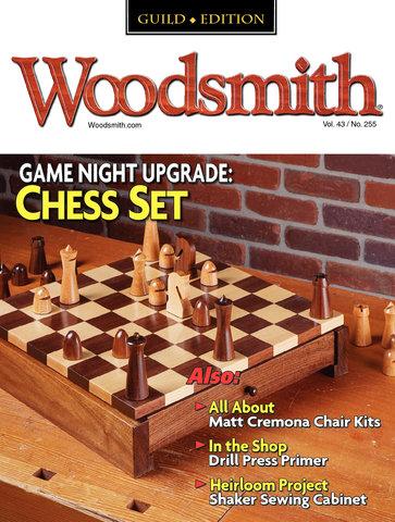 Woodsmith #255
