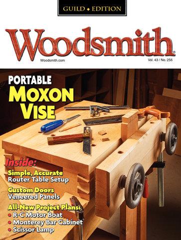 Woodsmith #256