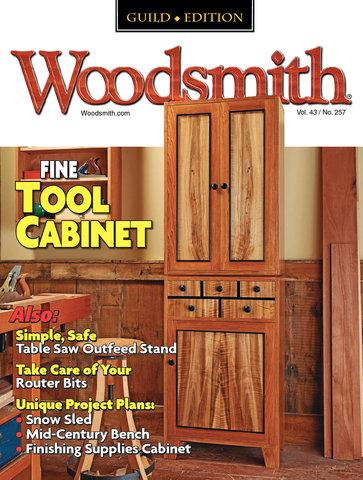 Woodsmith #257