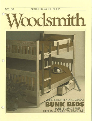 Woodsmith #38