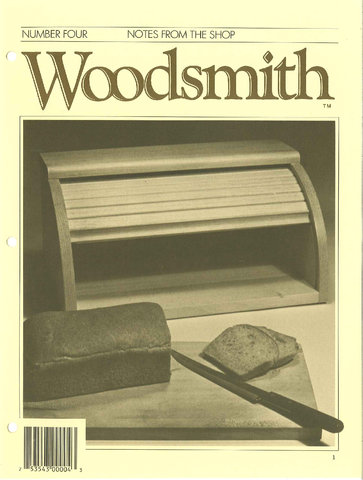 Woodsmith #4