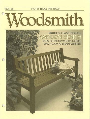 Woodsmith #45