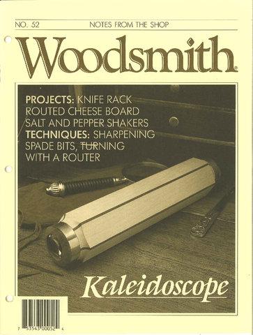 Woodsmith #52
