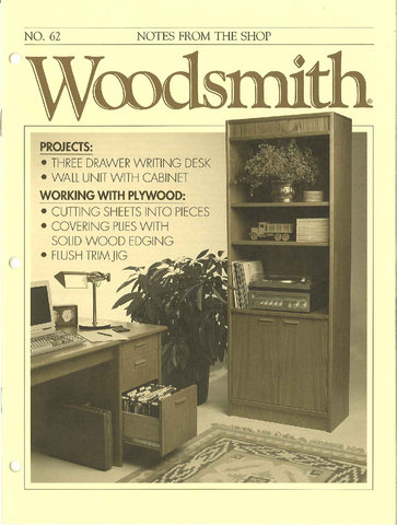 Woodsmith #62