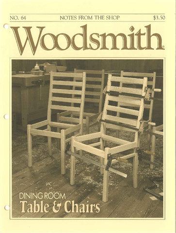 Woodsmith #64