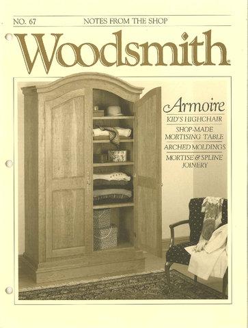 Woodsmith #67