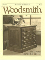 Woodsmith Issue 68