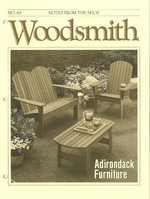 Woodsmith Issue 69