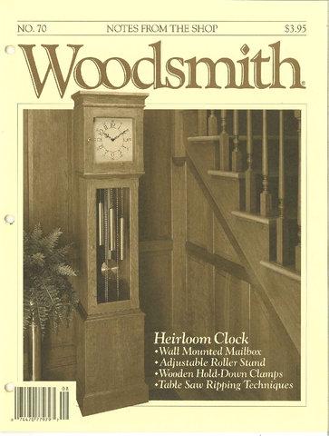 Woodsmith #70