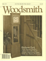 Woodsmith Issue 70