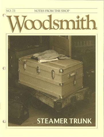 Woodsmith #73