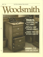 Woodsmith Issue 74
