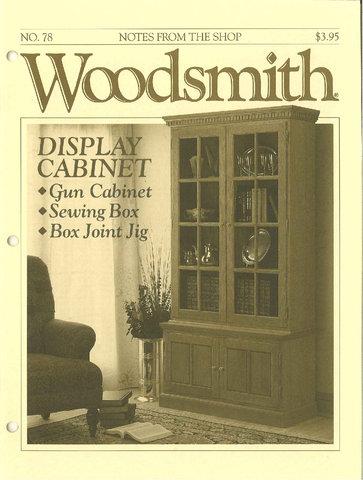 Woodsmith #78