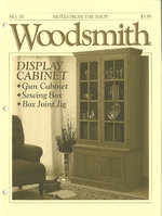 Woodsmith Issue 78