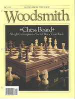 Woodsmith Issue 83