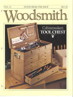 Woodsmith Issue 85
