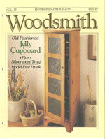 Woodsmith Issue 87