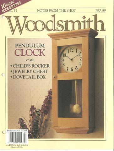 Woodsmith #89
