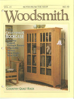 Woodsmith Issue 90