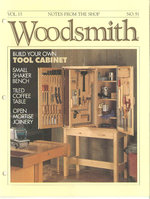 Woodsmith Issue 91