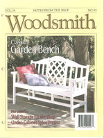 Woodsmith Issue 93