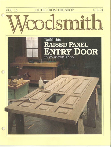 Woodsmith #94