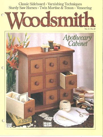 Woodsmith #97