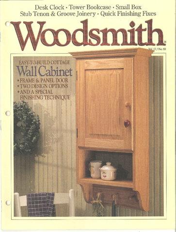 Woodsmith #99