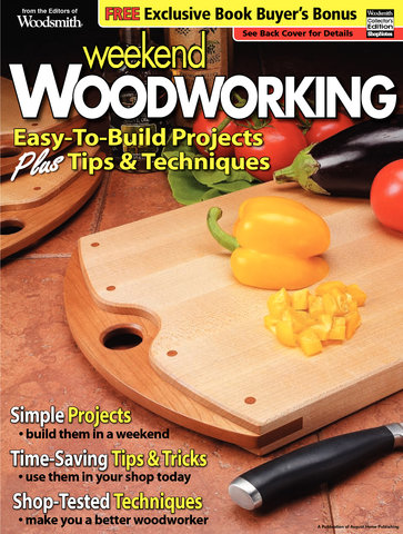 Weekend Woodworking Volume 2 Woodsmith Library