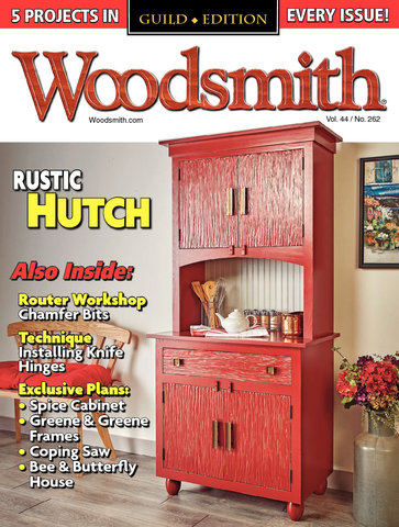 Woodsmith current issue